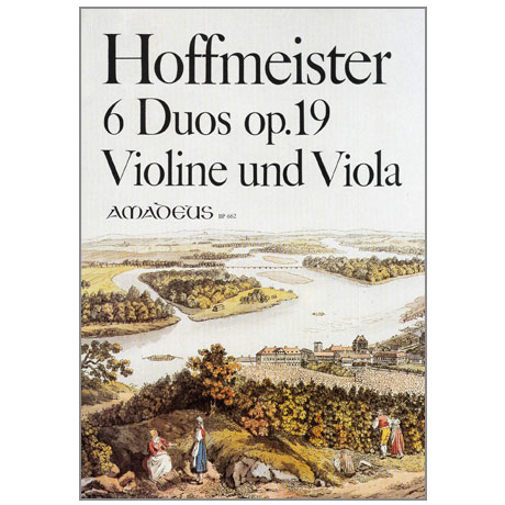 Hoffmeister, F.A.: 6 Duos Op.19