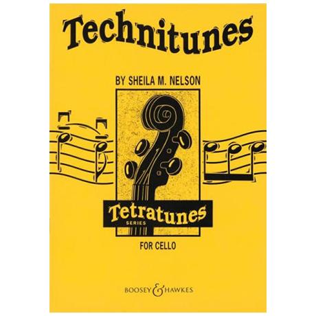Nelson, S. M.: Technitunes