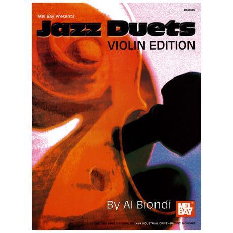 Biondi, A.: Jazz Duets