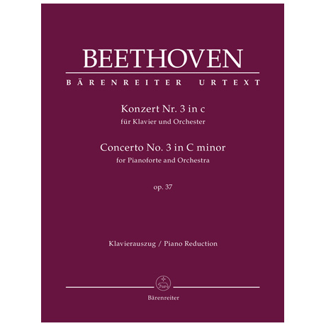 Beethoven, L. v.: Konzert Nr. 3 Op. 37 c-Moll