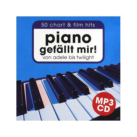 Piano gefällt mir! 1 – CD