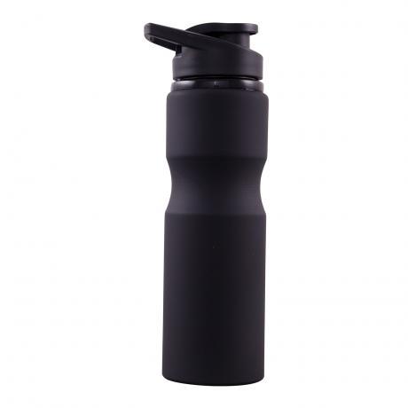 Sportflasche Redcliffs schwarz
