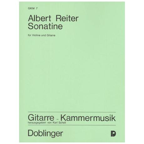 Reiter, A.: Sonatine
