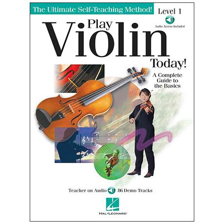 Play Violin Today Vol. 1 (+CD)