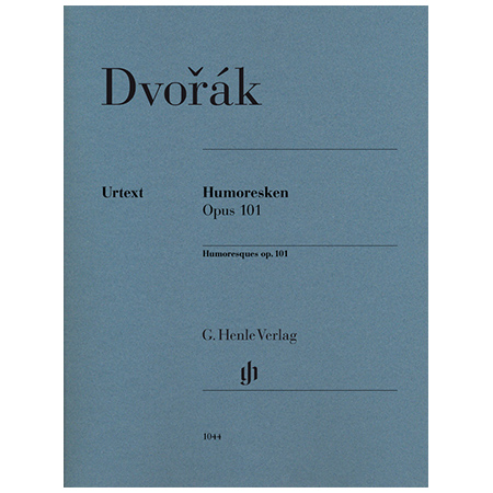 Dvořák, A.: Humoresken Op. 101