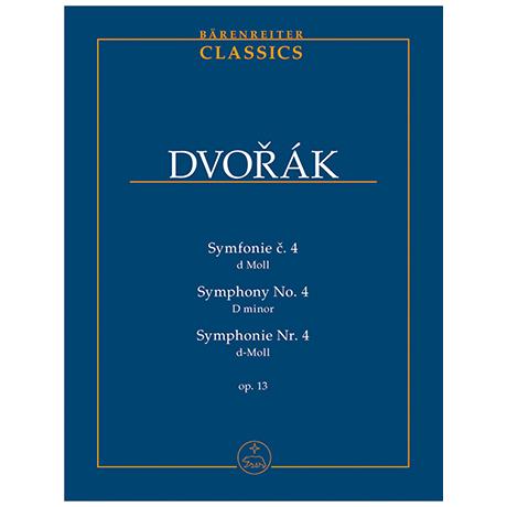 Dvorák, A.: Symphonie Nr. 4 d-Moll Op. 13