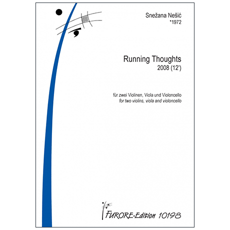 Nešić, S.: Running Thoughts (2008)