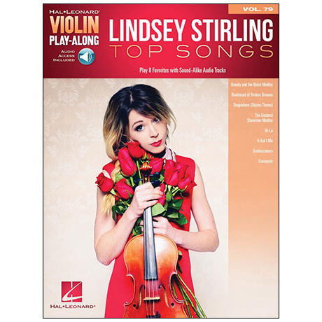 Stirling, L.: Lindsey Stirling Top Songs (+Online Audio)