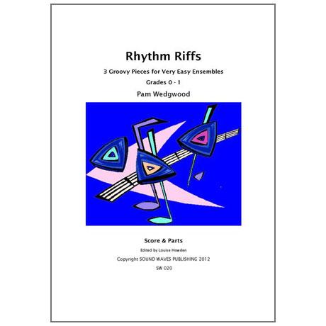 Wedgwood, P.: Rhythm Riffs