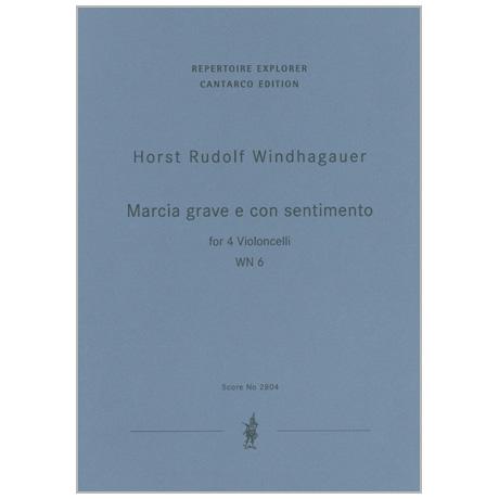 Windhagauer, H. R.: Marcia grave e con sentimento WN6 (2012)