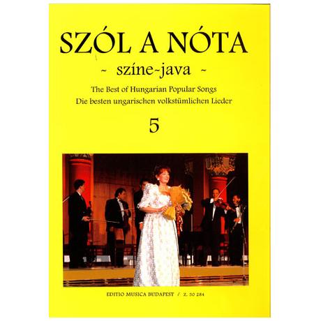 Bartók, B.: 49 ungarische Lieder
