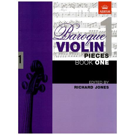 Baroque Violin Pieces Band 1