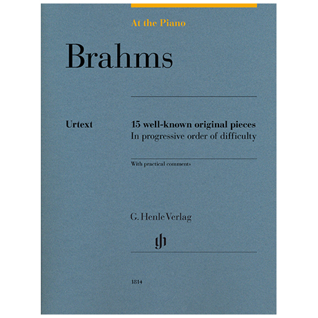 Brahms, J.: At The Piano