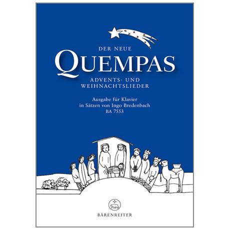 Der neue Quempas – Advents- und Weihnachtslieder