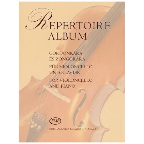 Friss, A.: Repertoire-Album