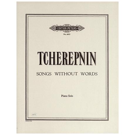 Tcherepnin, A.: Lied ohne Worte Op. 82