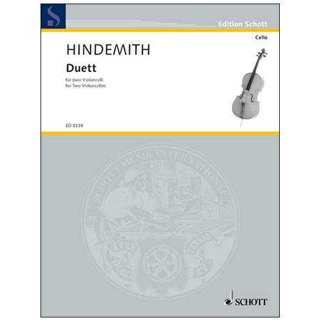 Hindemith, P.: Duett