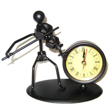 Geiger + Uhr