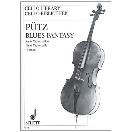 Pütz, E.: Blues Fantasy