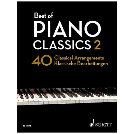 Heumann, H.-G.: Best of Piano Classics Band 2