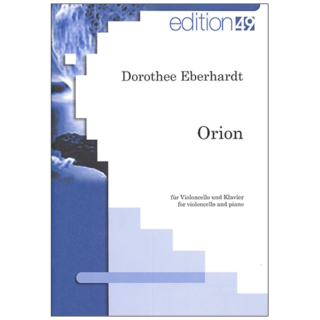 Eberhardt-Lutz, D.: Orion (2010)