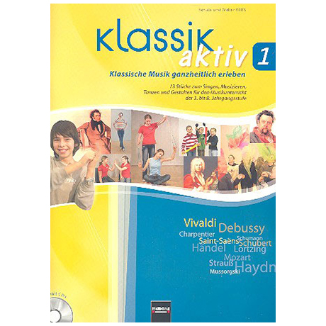 Klassik aktiv Band 1 (+CD-ROM)