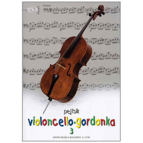 Pejtsik, A.: Violoncello ABC Band 3