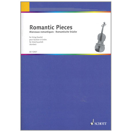 Kember, J.: Romantic Pieces