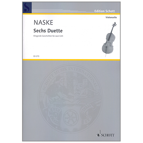 Naske, E.: Sechs Duette