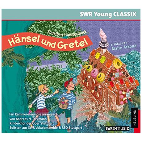 Humperdinck, E.: Hänsel und Gretel – Hörspiel-CD