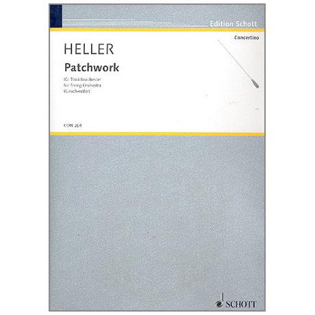 Heller, B.: Patchwork Nr. 3