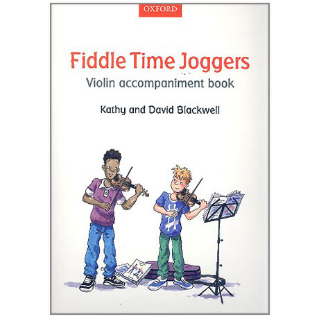 Blackwell, K. & D.: Fiddle Time Joggers