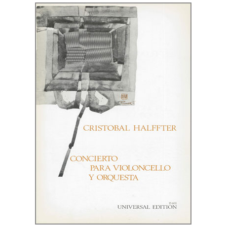 Halffter, C.: Violoncellokonzert