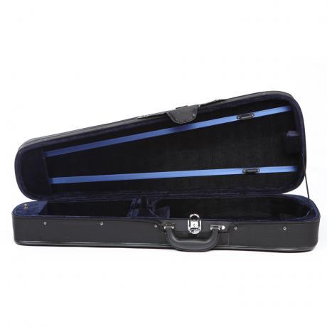 PACATO Flexible Bratschenkasten schwarz/blau