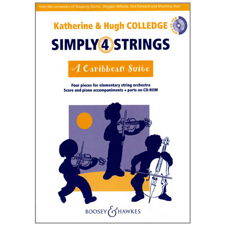 Simply4Strings - A Caribbean Suite