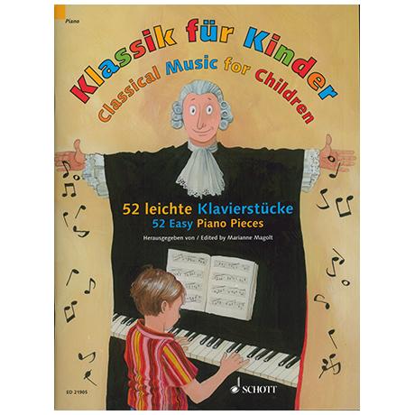 Magolt, M.: Klassik für Kinder