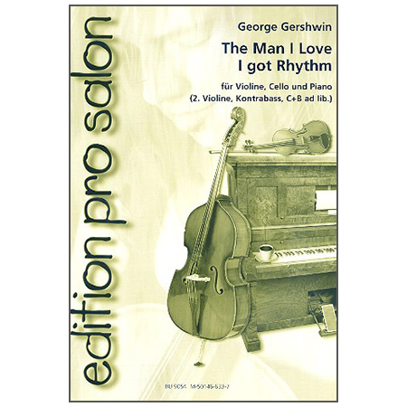 Gershwin, G.: The Man I love / I got Rhythm