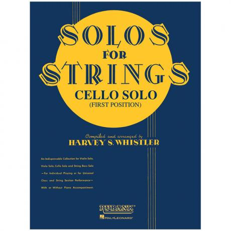 Solos For Strings – Cello