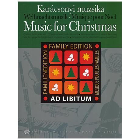 Ad libitum – Music for Christmas