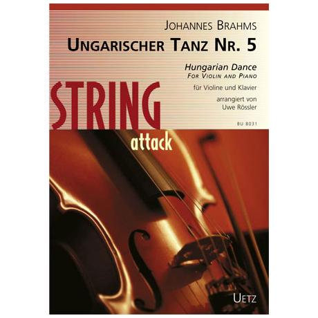 Brahms, J.: Ungarischer Tanz Nr.5