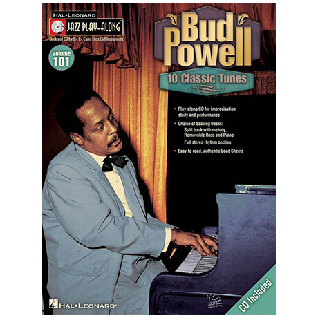 Bud Powell (+CD)