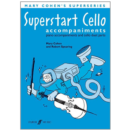 Cohen, M.: Superstart Cello