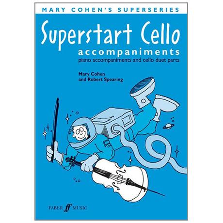 Cohen, M.: Superstart Cello