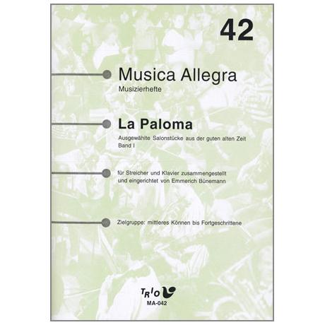 Musica Allegra: La Paloma