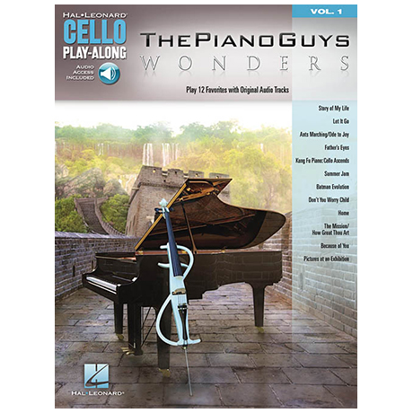 The Piano Guys: Wonders (+Download Code)