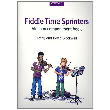 Blackwell: Fiddle Time Sprinters