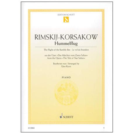 Rimski-Korsakow, N.A.: Hummelflug aus »Das Märchen vom Zaren Saltan«