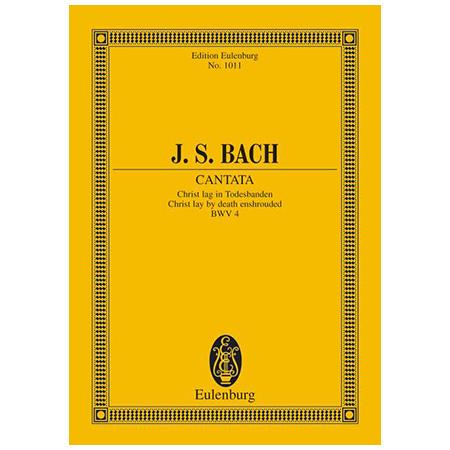 Bach, J. S.: Kantate BWV 4
