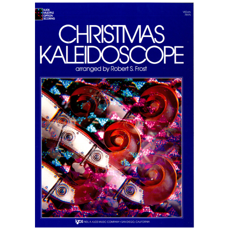 Christmas Kaleidoscope – Violin