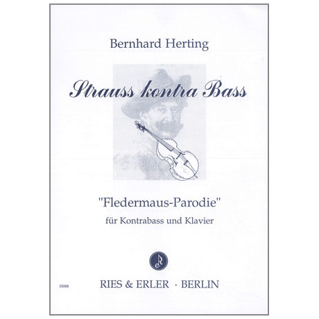 Herting, B.: Strauss kontra Bass